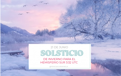 21 de Junio – Solsticio de Invierno.