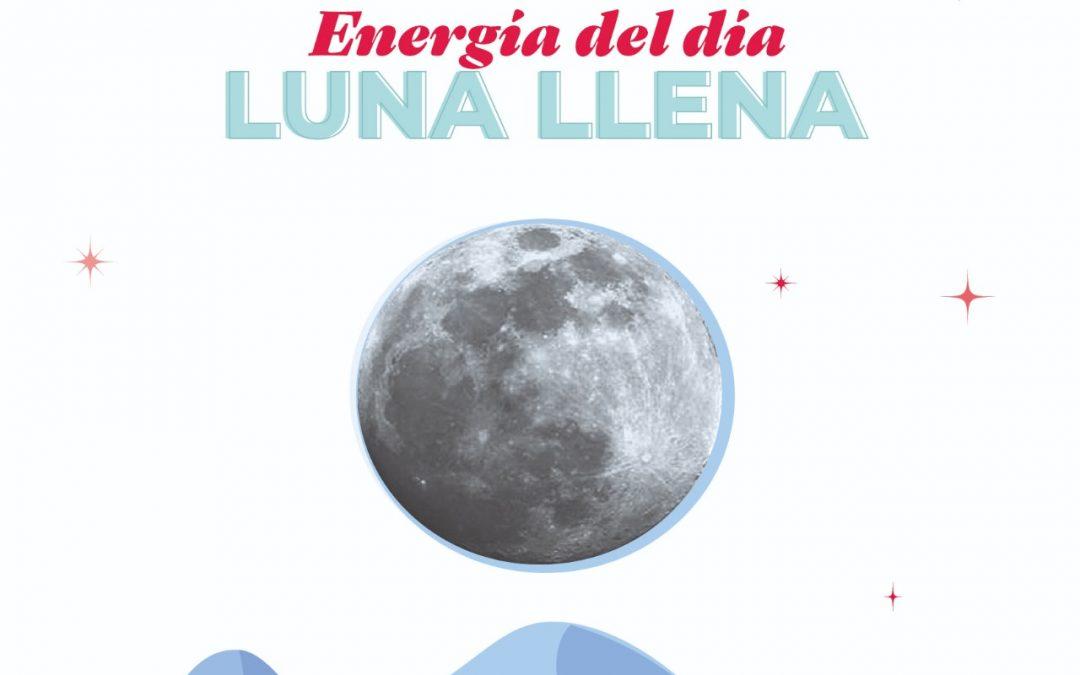 El 22 Agosto a las 9:01 horario Argentina tendremos la Luna llena 🌕✨