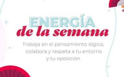 Energía de la semana del 13/09 al 19/09
